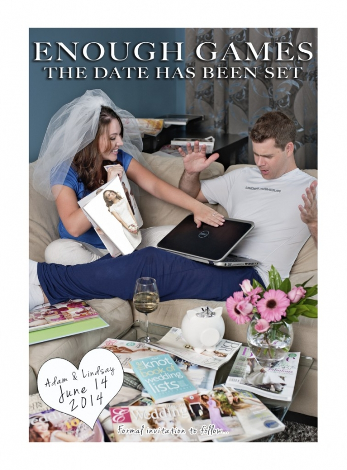 Save The Date – Wedding Save the Date Video